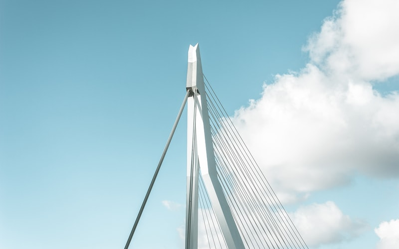 Rotterdam lucht